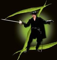 Zorro movie poster