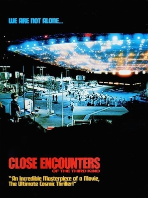 Close Encounters of the Third Kind poster #1744545