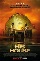 His House movie poster