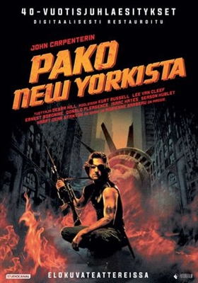 Escape From New York poster #1752136