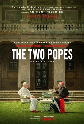 The Two Popes poster #1756518
