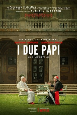 The Two Popes poster #1756520
