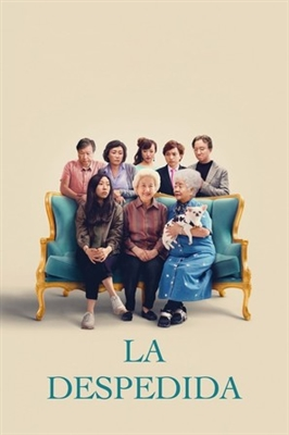 The Farewell poster #1757049