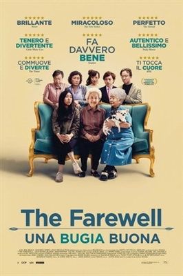 The Farewell poster #1757060