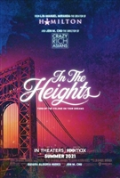 In the Heights movie poster