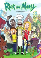 Rick and Morty movie poster