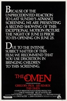 The Omen #1772717 movie poster