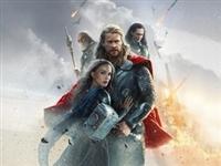 Thor: The Dark World movie poster