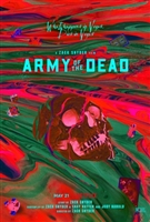 Army of the Dead movie poster