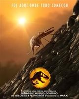 Jurassic World: Dominion movie poster