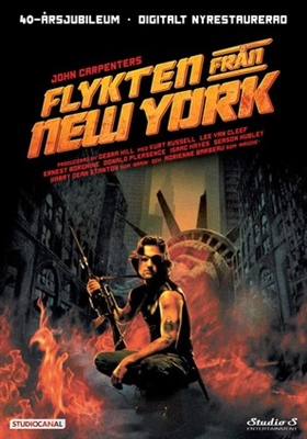 Escape From New York poster #1788887