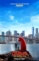Clifford the Big Red Dog movie poster