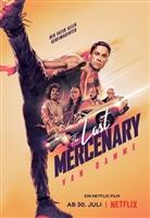 The Last Mercenary movie poster