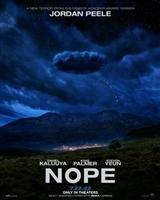 Nope movie poster