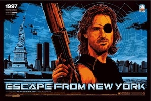 Escape From New York poster #1797231