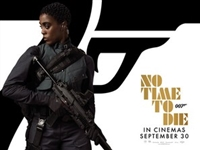 No Time to Die movie poster