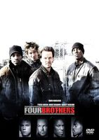 Four Brothers movie poster