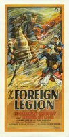 The Foreign Legion movie poster