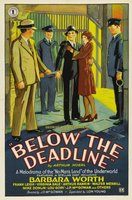 Below the Deadline movie poster