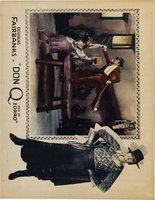 Don Q Son of Zorro movie poster