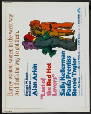 Last of the Red Hot Lovers poster #629948