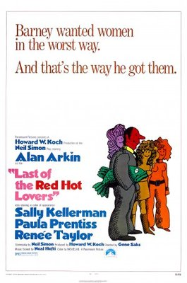 Last of the Red Hot Lovers poster #629950