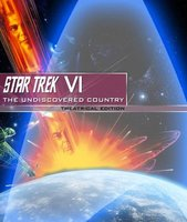 Star Trek: The Final Frontier movie poster