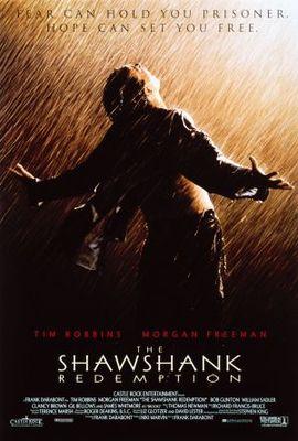 The Shawshank Redemption movie poster