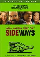 Sideways movie poster