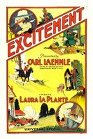 Excitement movie poster