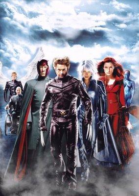X men 3 movie poster
