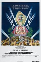 The Day of the Locust movie poster