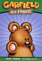 Garfield and Friends movie poster