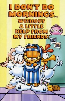 Garfield and Friends poster #630827