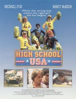 High School U.S.A. movie poster