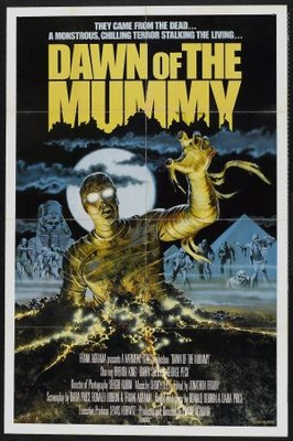 Dawn of the Mummy poster #631999