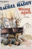 Wrong Again movie poster