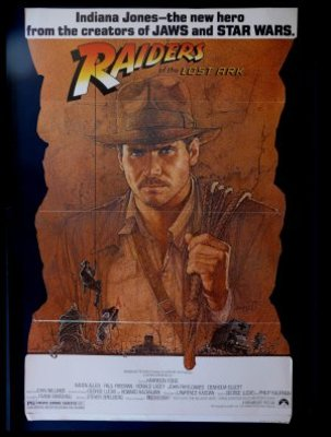 Raiders of the Lost Ark poster #632167