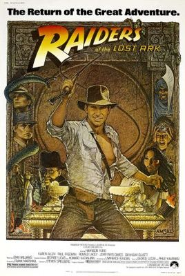 Raiders of the Lost Ark poster #632171