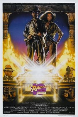Raiders of the Lost Ark poster #632174