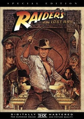 Raiders of the Lost Ark poster #632177