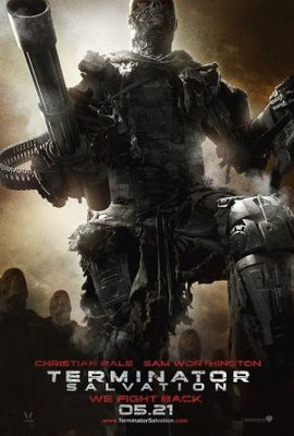 Terminator Salvation poster #632649