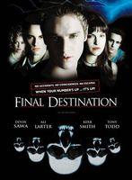 Final Destination movie poster
