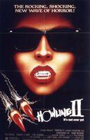 Howling II: Stirba - Werewolf Bitch movie poster