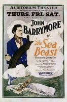 The Sea Beast movie poster