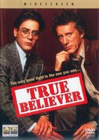 True Believer movie poster