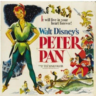5829cc47b7b36 Peter Pan poster
