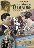 Her Night of Romance movie poster