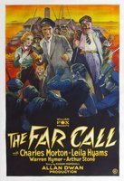 The Far Call movie poster