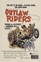 Outlaw Riders movie poster